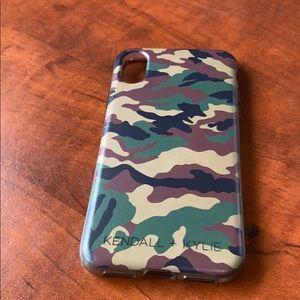 Camp iPhone X case
